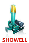 sell three lobes roots type blower for water treatment or fish pond