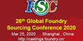 FSC - Global Foundry Sourcing Conferenc